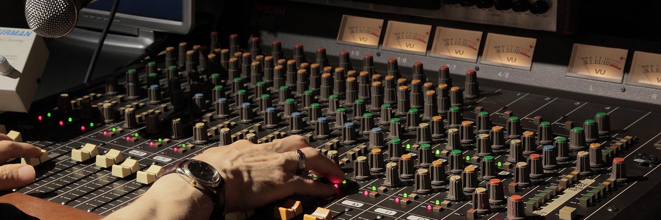 Mixing Desk v2
