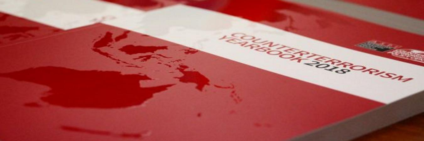 Launch of Counterterrorism Yearbook 2019 Banner