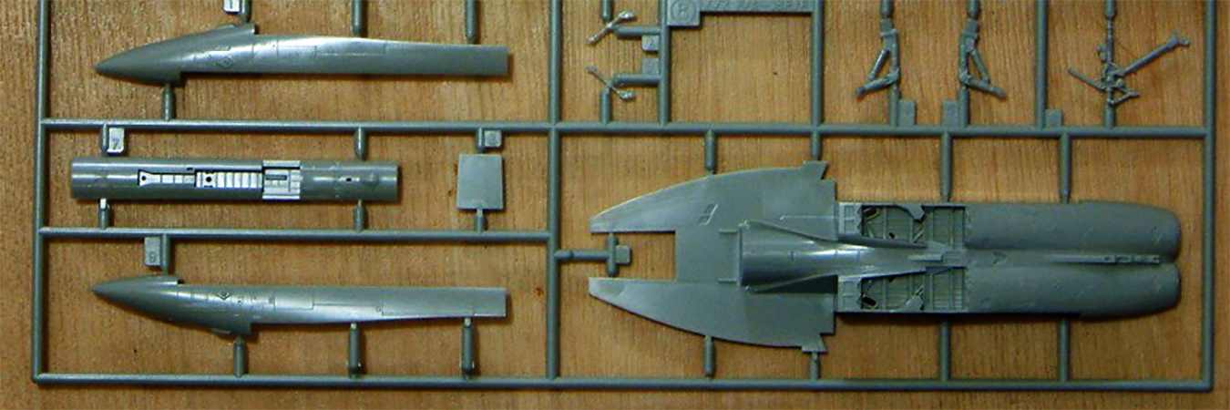 F18 model kit