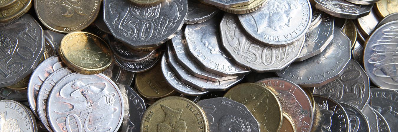AU Coins