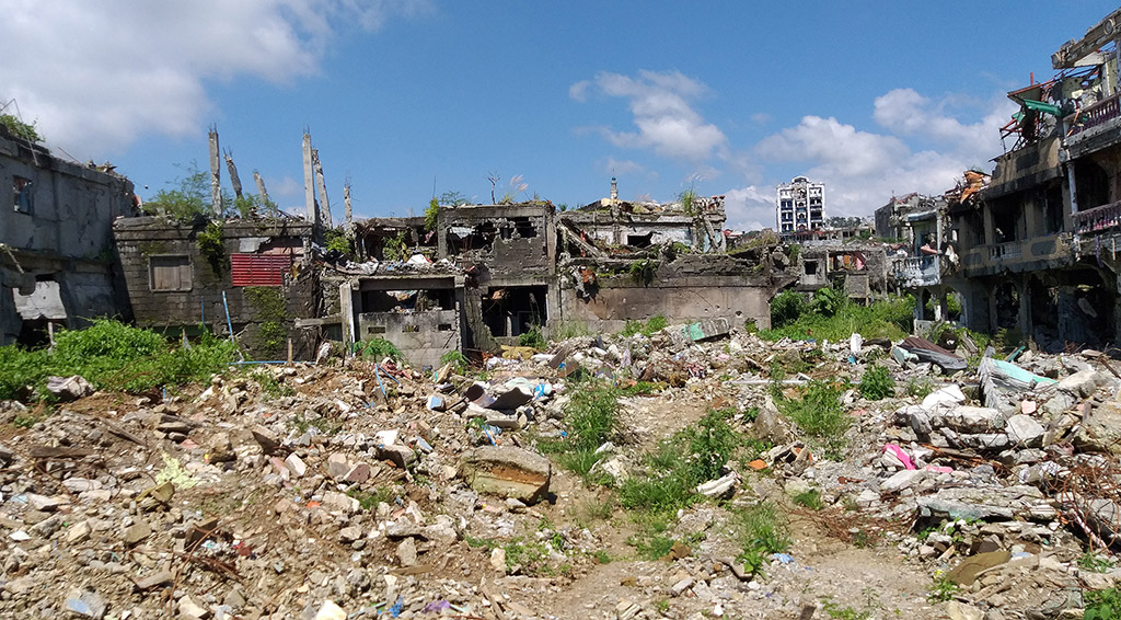 The Marawi crisis—urban conflict and information operations
