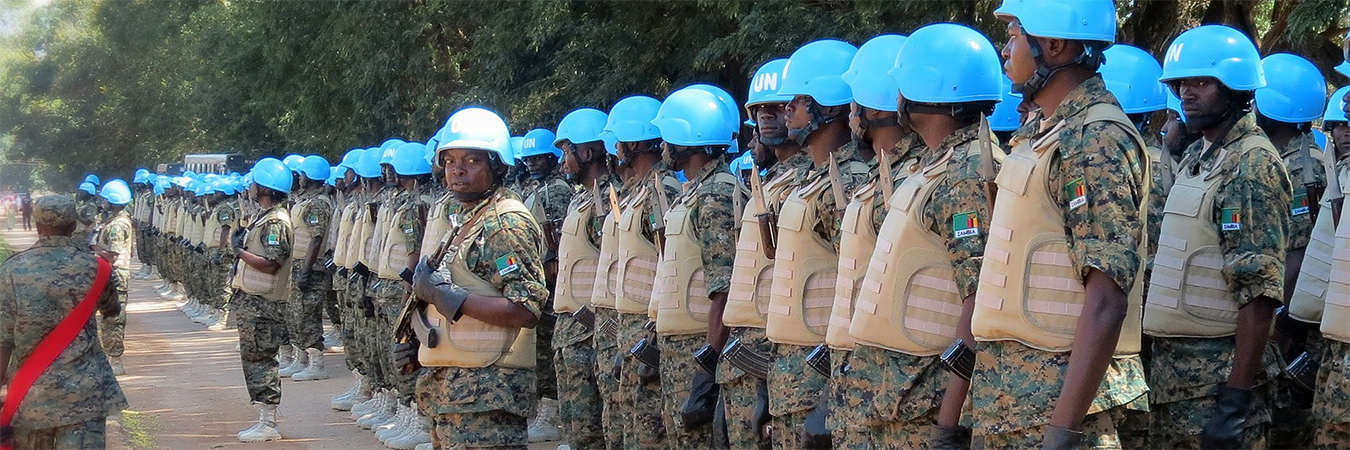 UN Peacekeepers in Africa