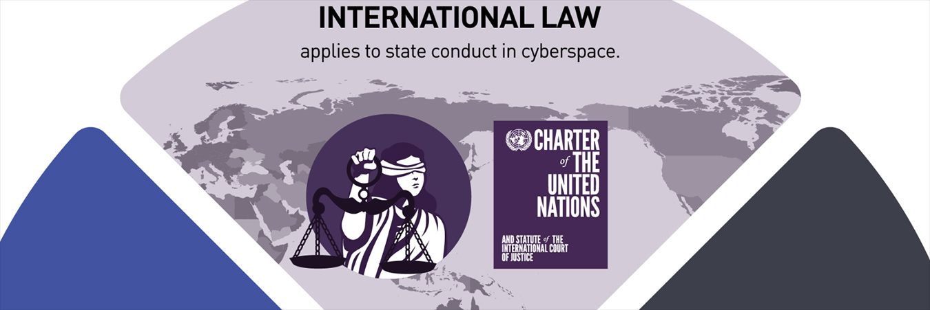 Cyber Norms DFAT video banner