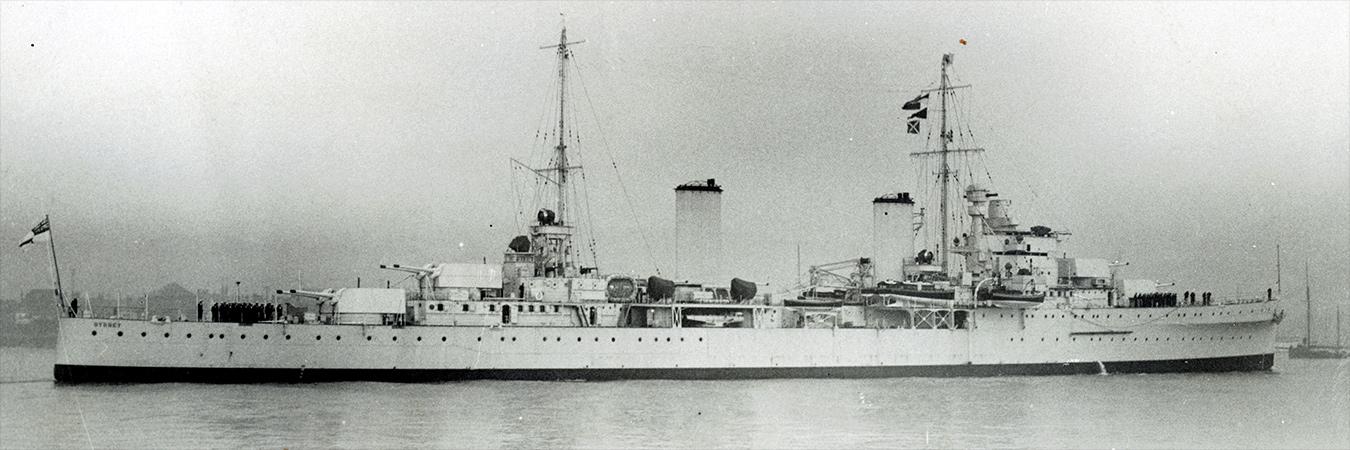 HMAS Sydney WW2