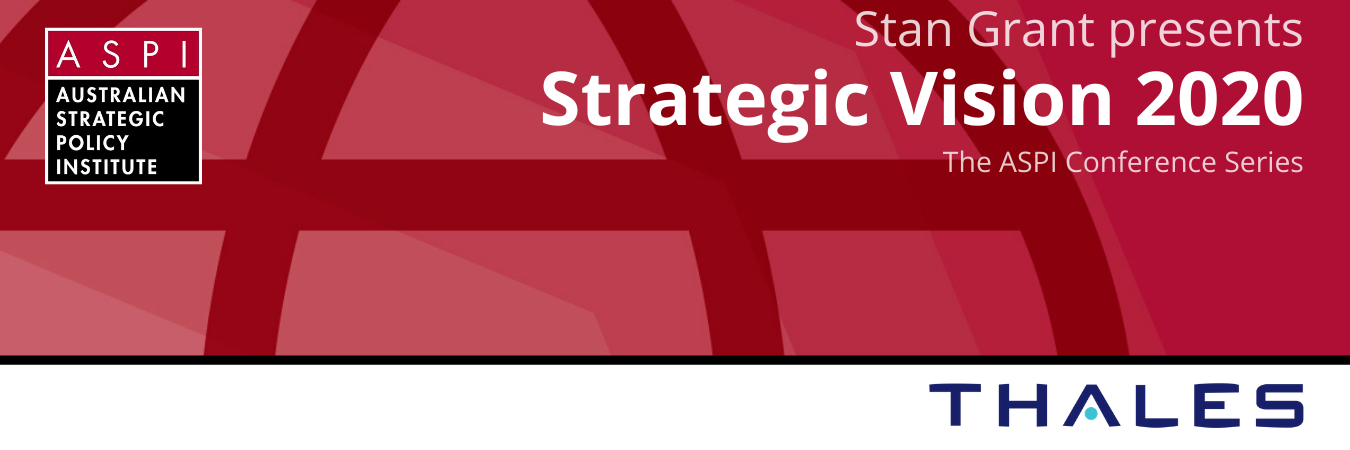 Strategic vision Conference Banner