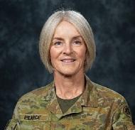 MAJGEN Cheryl Pearce