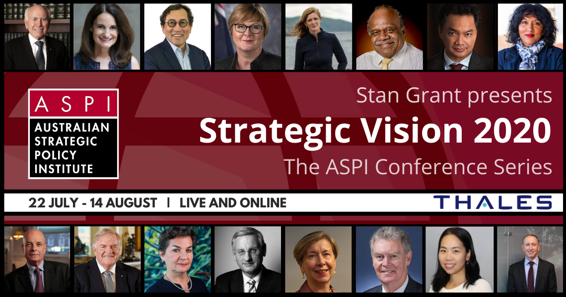 Strategic Vision Speakers