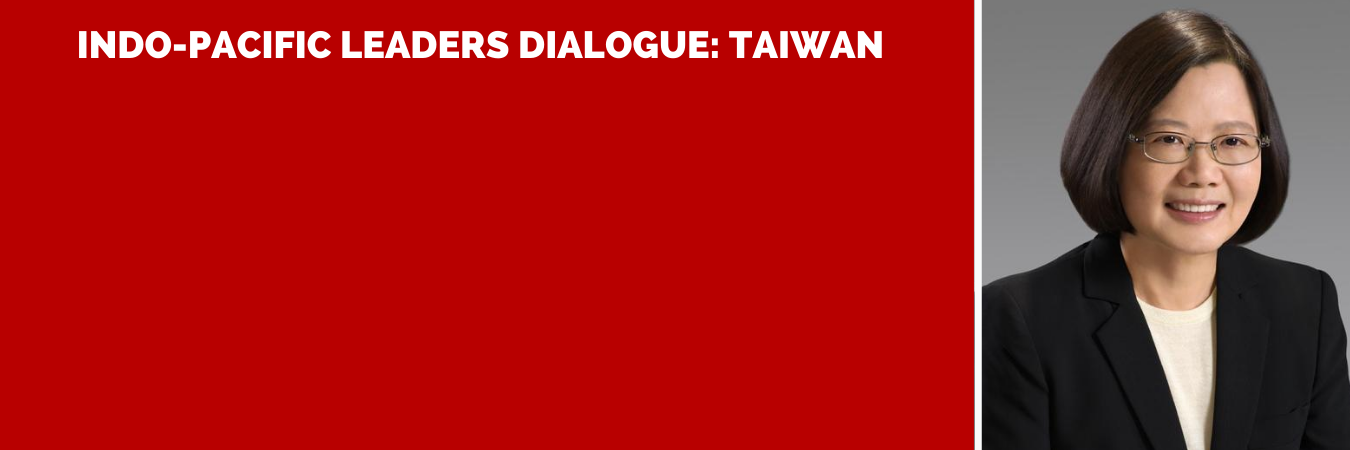 Indo-Pacific Leaders Dialogue - Taiwan