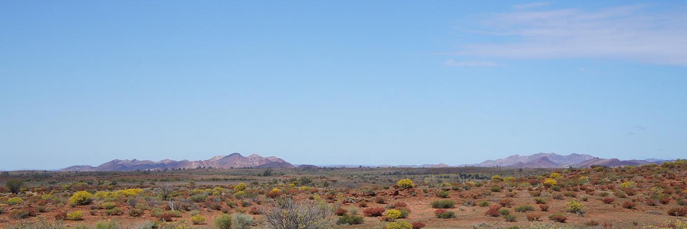 Australian Desert. via Pixabay
