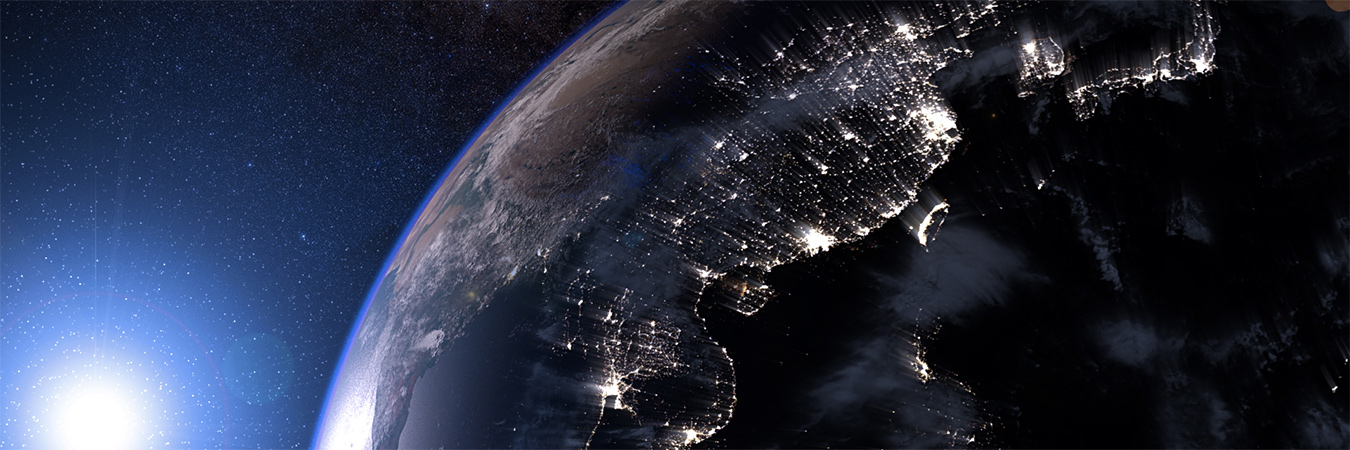 SE Asia from space. via Wikimedia commons. https://upload.wikimedia.org/wikipedia/commons/7/7c/Southeast_Asia_%2834098645525%29.jpg
