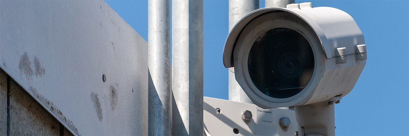 Security Camera - Wikimedia. https://commons.wikimedia.org/wiki/File:Security_camera,_September_2018.jpg