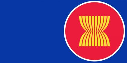 ASEAN Flag - banner