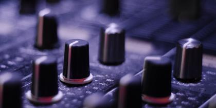 Mixing Desk JUN2021