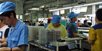 Chinese Factory - tech