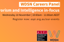 WDSN Careers Panel: Counterterrorism and Intelligence in-focus