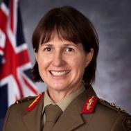 Major General Kathryn Toohey