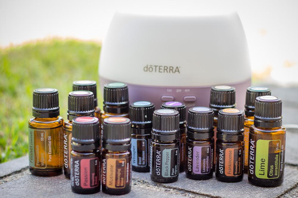 Essential Oils Doterra » Additive Free Lifestyle