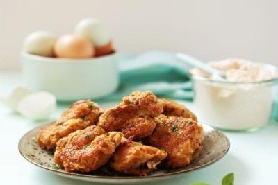 Kinda-like-KFC Chicken