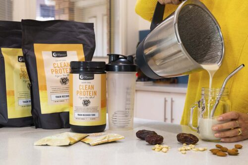 Protein Powders & Bars