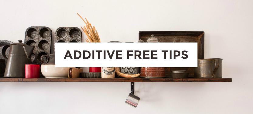 Additive Free Tips