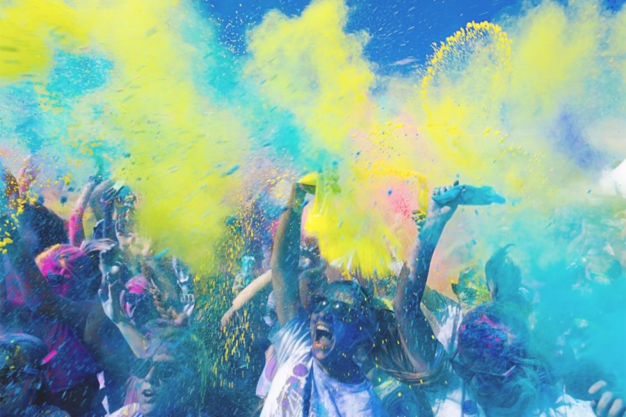 Colour Runs – The Truth Behind the Fun