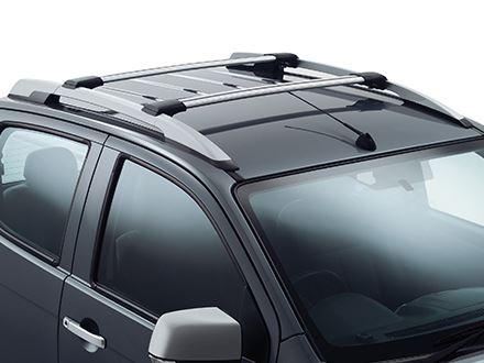 CREW CAB ROOF RAIL CROSS BARS