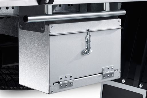 Optional Tool Box for Alloy Tray
