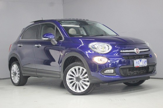 2016 FIAT 500X Lounge 334 For Sale - Northern Isuzu UTE