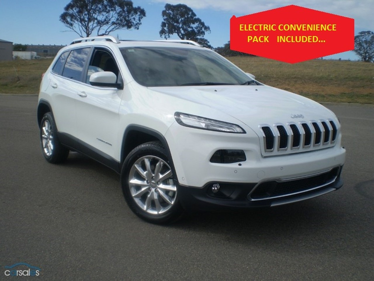 2016 JEEP CHEROKEE LIMITED KL