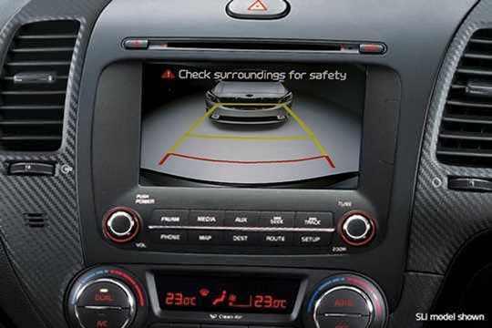 kia-Cerato-Rear-View-Camera-Display