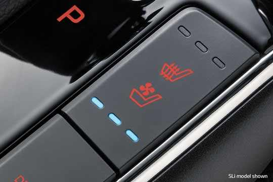 kia-Cerato-Heated-Seats-with-Ventilated-Drivers-Seat