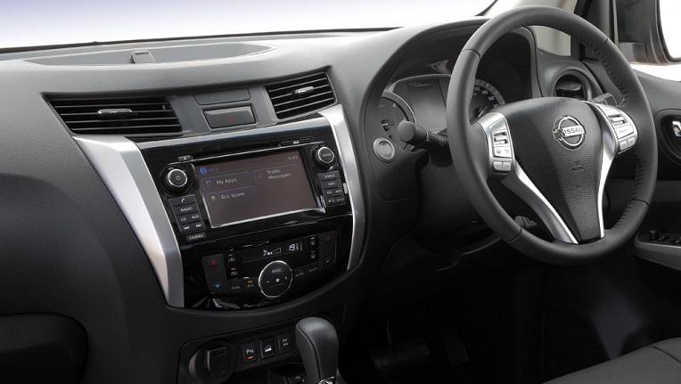 ST-X Dual Cab model shown