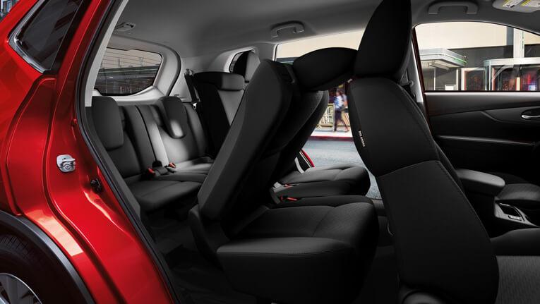 Ez Flex™ Seating System  ST-L 7 seat model shown.