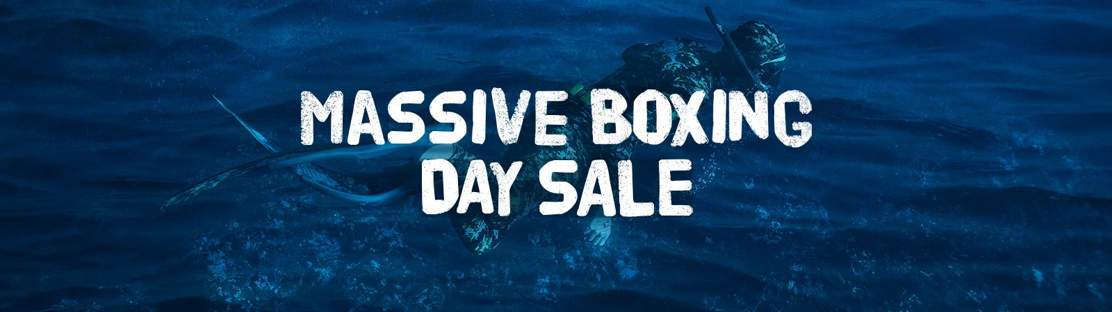 Adreno Spearfishing Boxing Day Sale