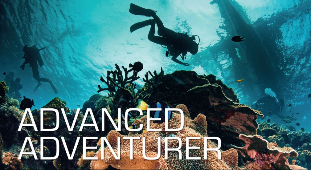 SSI Advanced Adventurer Course