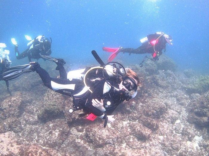 Zoe-Scuba-Diving