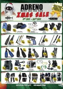 Adreno Xmas Sale Catalogue