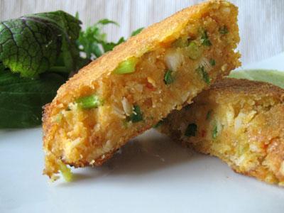 Kingfish Cakes