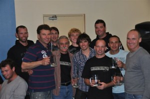 Some of the champions from the 2012 Eden Titles