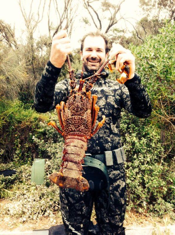 Eckart, another Melbourne team member, enjoying the Winter treats