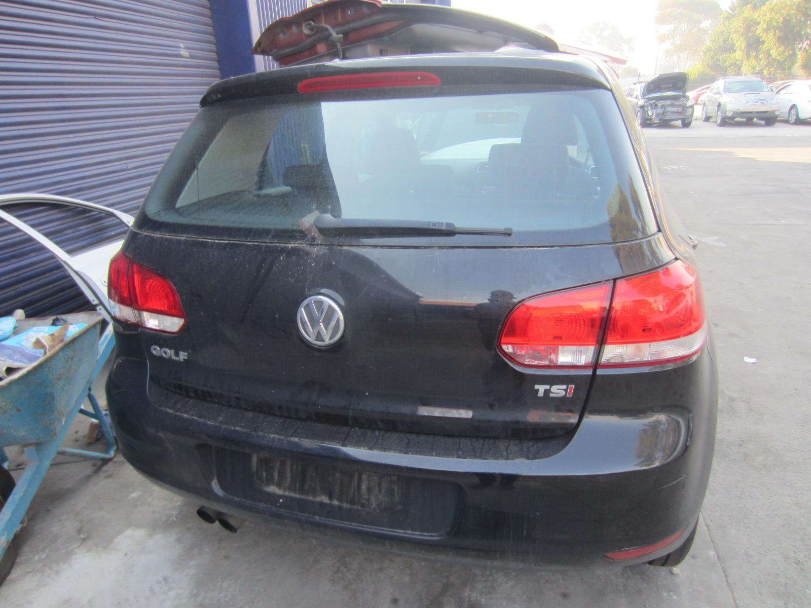 View Auto part Rear Bumper Volkswagen Golf 2012