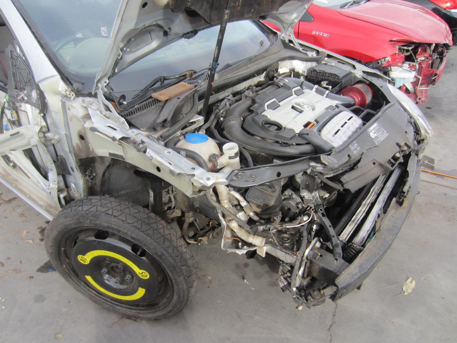 View Auto part Rear Bumper Volkswagen Golf 2007