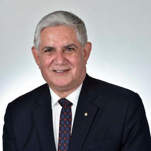 Minister for Aged Care Ken Wyatt