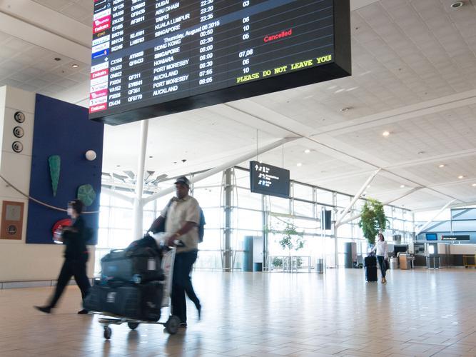 Brisbane Airport has been named Australia's first dementia-friendly airport (Source Brisbane Airport)