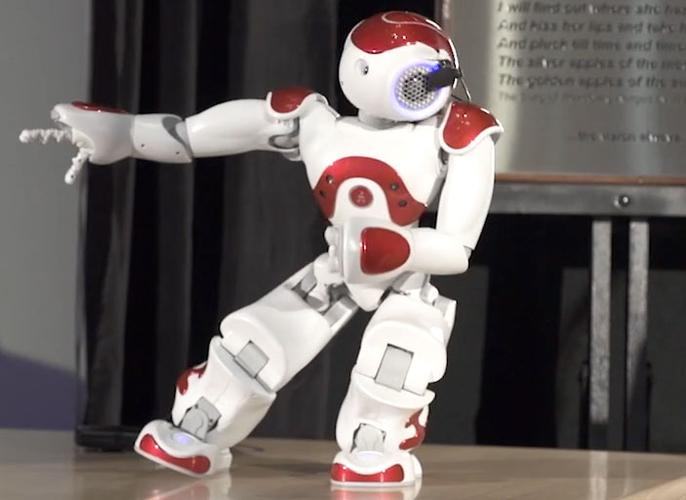 Meet the NAO robots, Australia's latest robots to be working in aged care