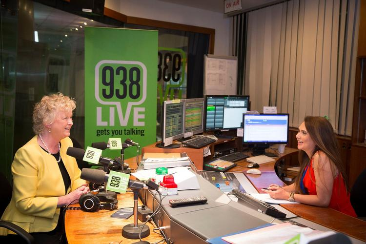 RDNS Institute director, Dr Susan Koch, was a special guest on MediaCorp's 938LIVE.