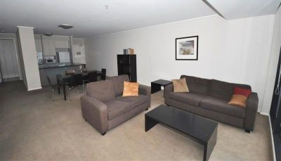 Melbourne Tower 14th floor FULLY FURNISHED, 173 City Rd: Style and Comfort!