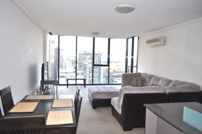 The Sentinel 28th floor FULLY FURNISHED, 88 Kavanagh St: Fantastic Location!