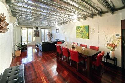56a Munster Tce: Beautiful Warehouse Converted Property!