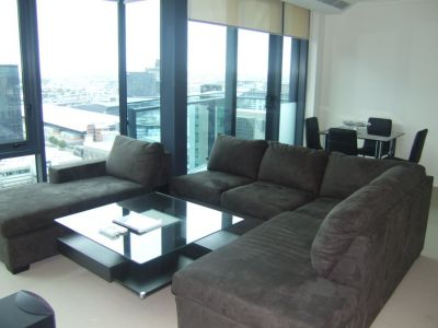 SouthbankONE 29th floor FULLY FURNISHED, 180 City Rd: Close To Everything!